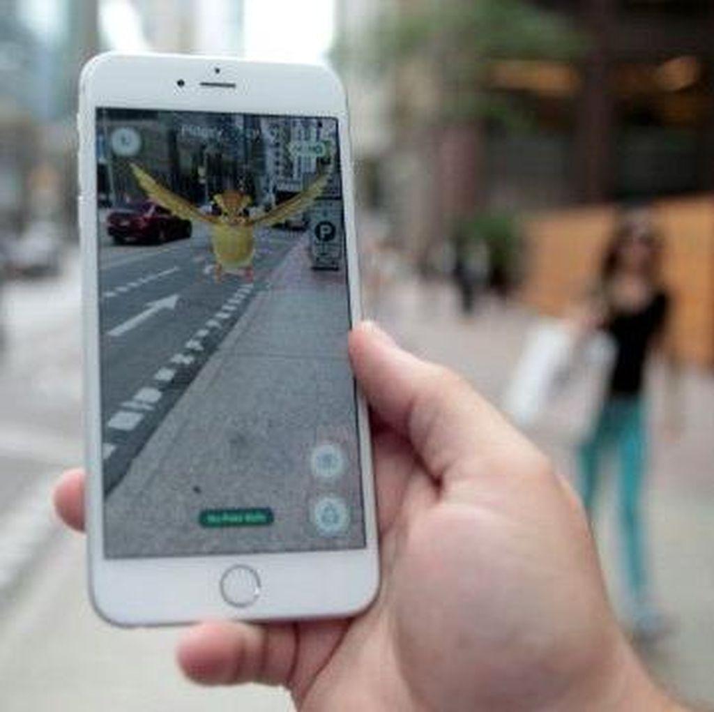 Pemain Pokemon Go di Inggris Laporkan Pencurian Pokemon