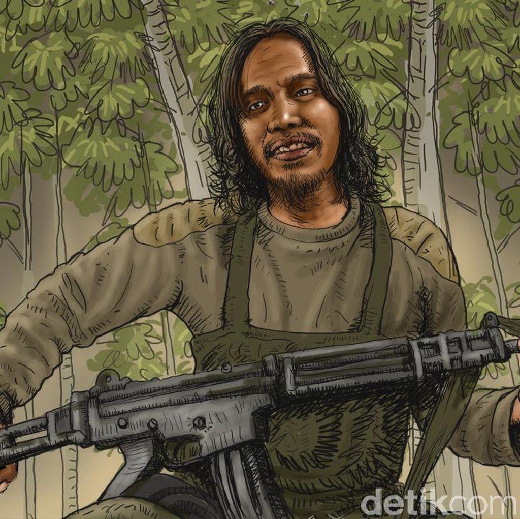 Daftar Barang yang Disita dari Kelompok Santoso: Senapan M16 Sampai Detonator
