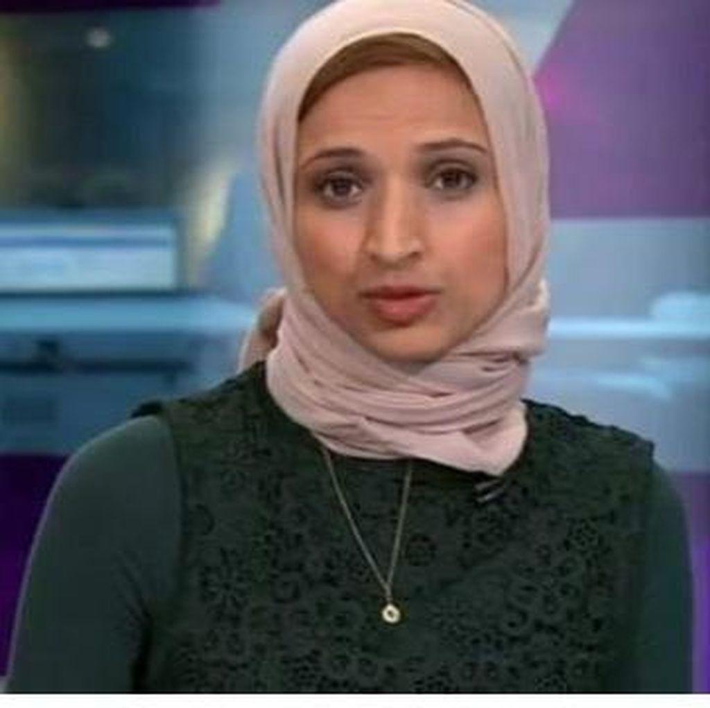 Kritik Presenter TV Berhijab, Eks Pemred The Sun Diadukan 1.400 Orang