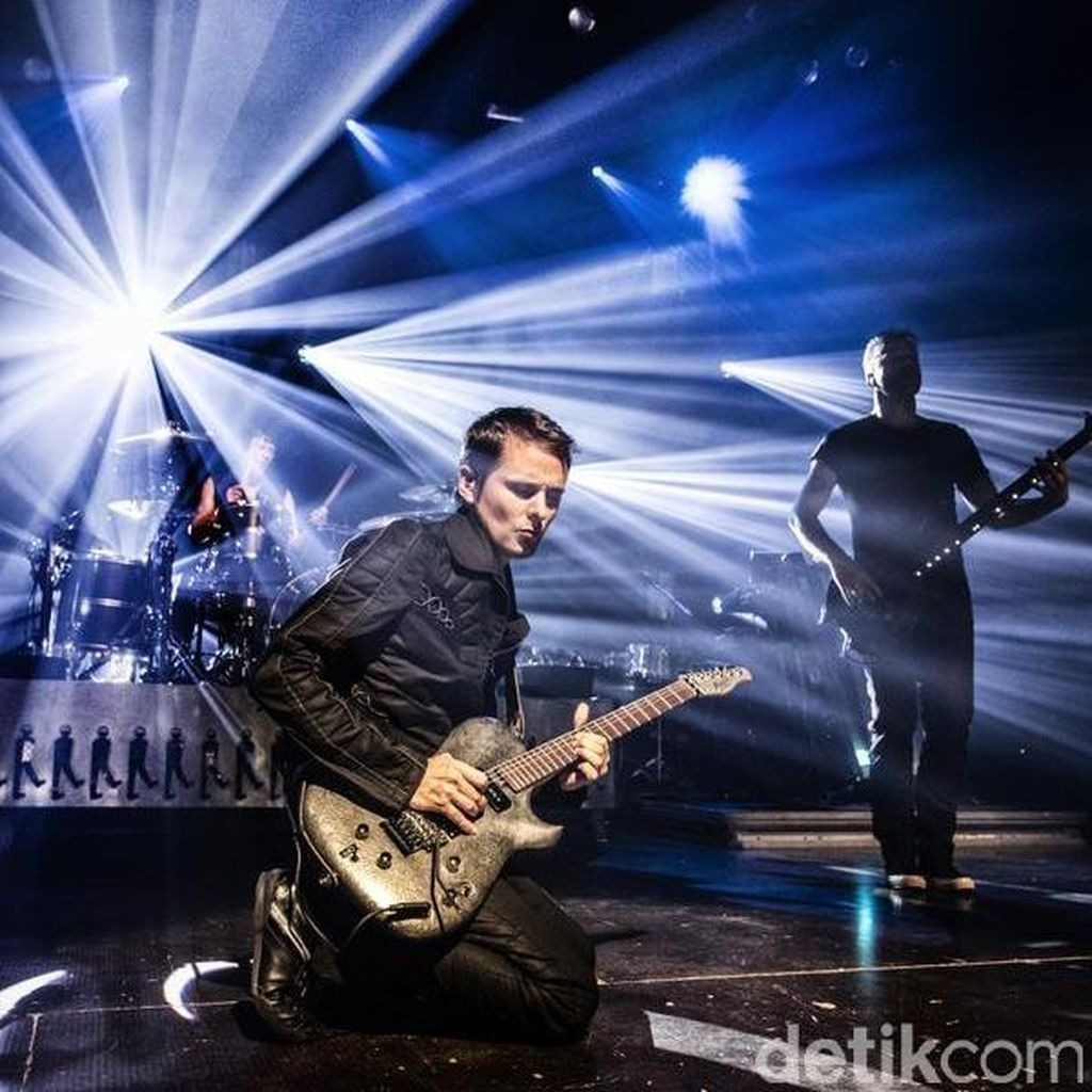 Pasca Kudeta Turki, Muse Putuskan Batalkan Konser