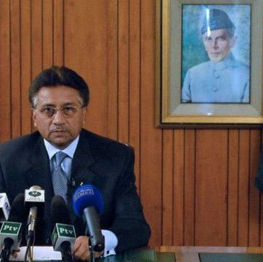 Pengadilan Perintahkan Pembekuan Rekening Pervez Musharraf