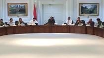 Jokowi Minta Pengadaan Alutsista Andalkan Produksi Lokal