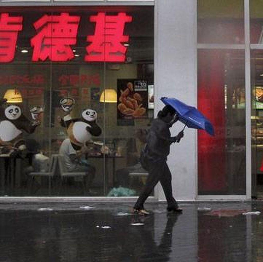 Media China Kritik Protes Anti-Amerika di KFC