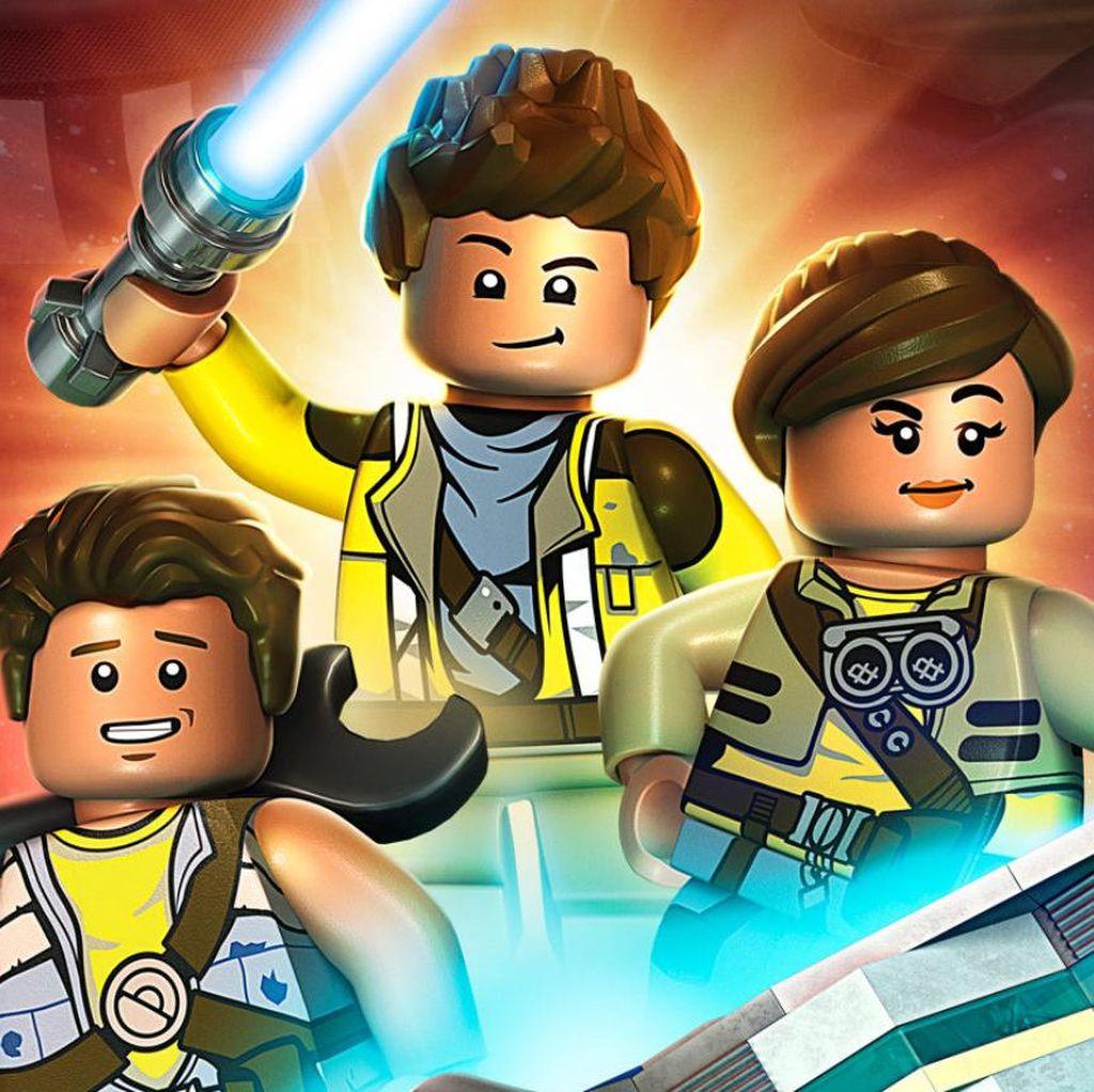 Serunya Petualangan Lego Star Wars: The Freemaker Adventures