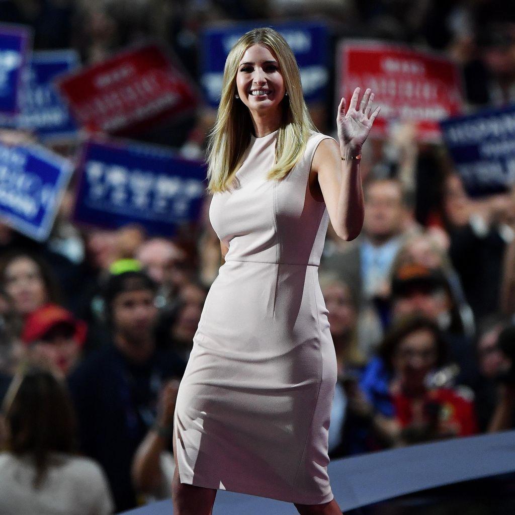 Gara-gara Donald Trump, Lini Fashion Ivanka Trump Diboikot
