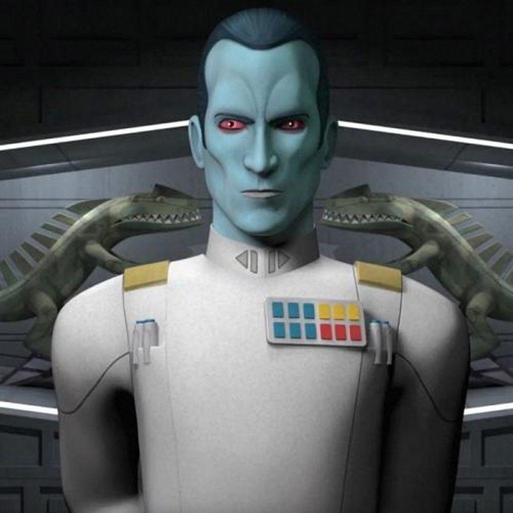 Tentang Kemunculan Sang Penjahat Thrawn di Star Wars Rebels