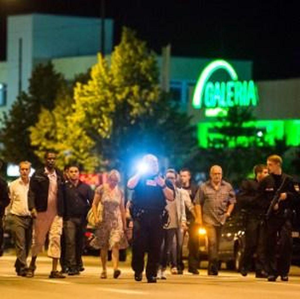 Pelaku Penembakan Brutal di Munich Masih Muda dan Motif Tidak Jelas