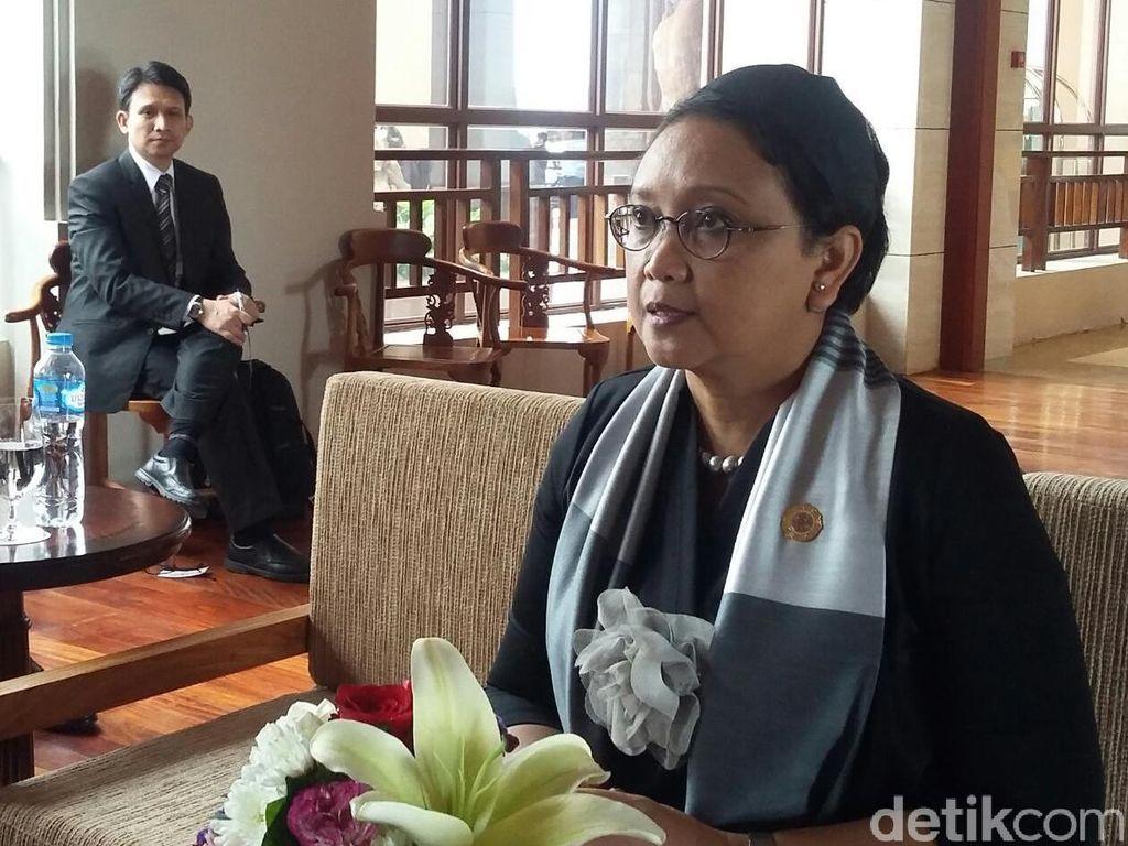 Menlu RI: Indonesia Terus Pantau Filipina Dalam Pembebasan Sandera WNI