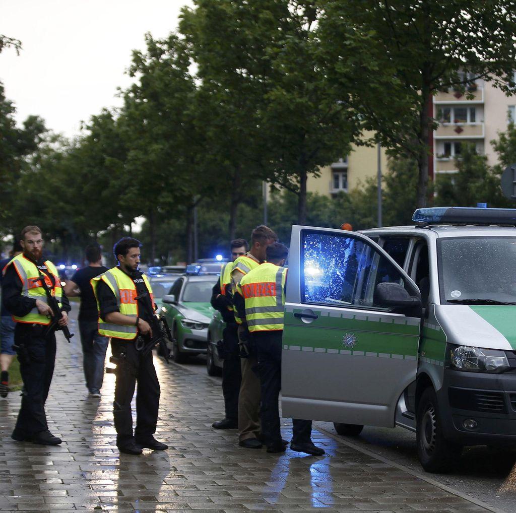 1 Jenazah Lagi Ditemukan di Munich, Diduga Salah Seorang Pelaku Penembakan