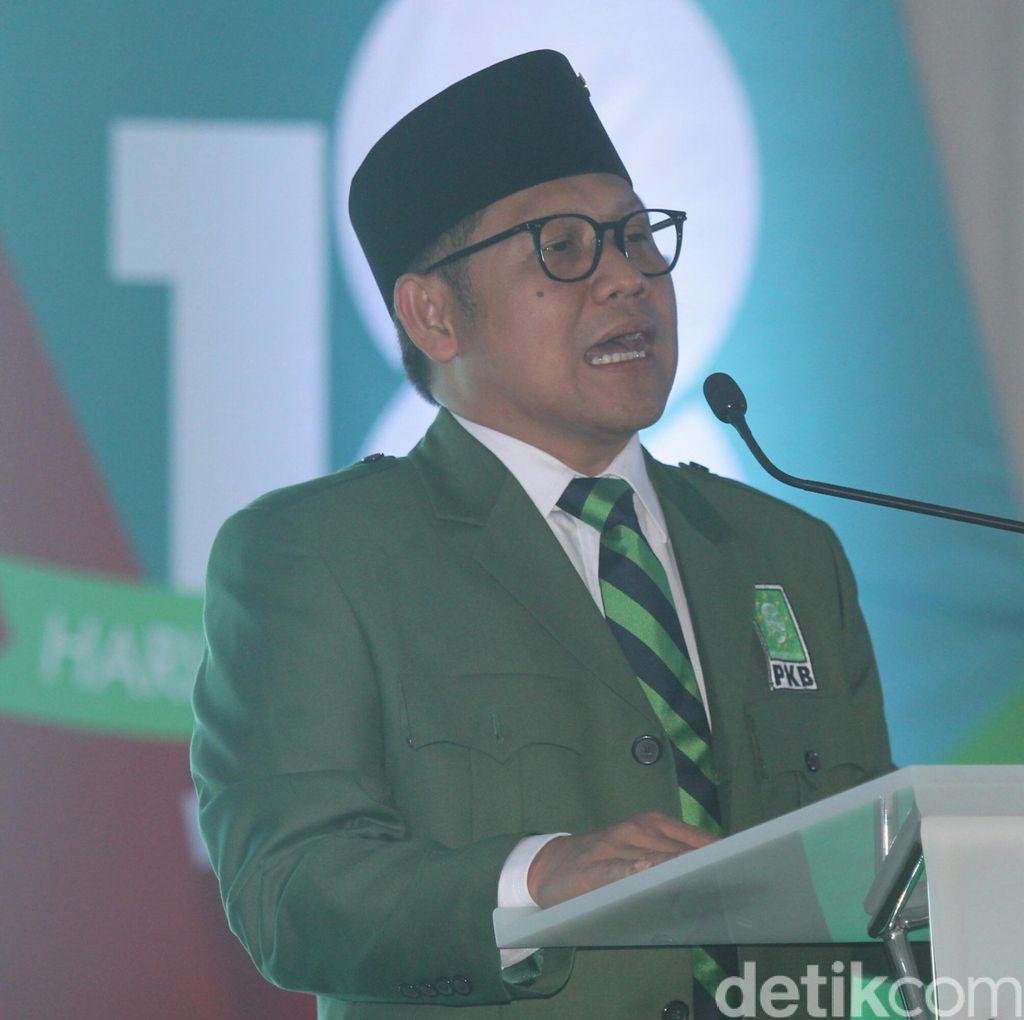 Harlah ke-18 PKB, Cak Imin Ajak Kader Ikhlas Berjuang Agar Menang di 2019