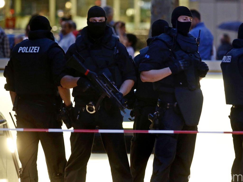 Warga Turki, Yunani, dan Kosovo Jadi Korban Tewas Penembakan di Munich