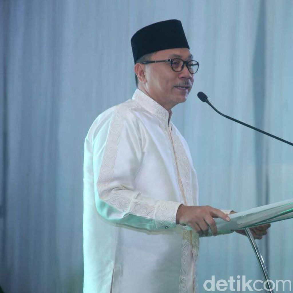 Asman Abnur Jadi Menpan RB, Zulkifli: Suatu Kehormatan Kader PAN Masuk Kabinet