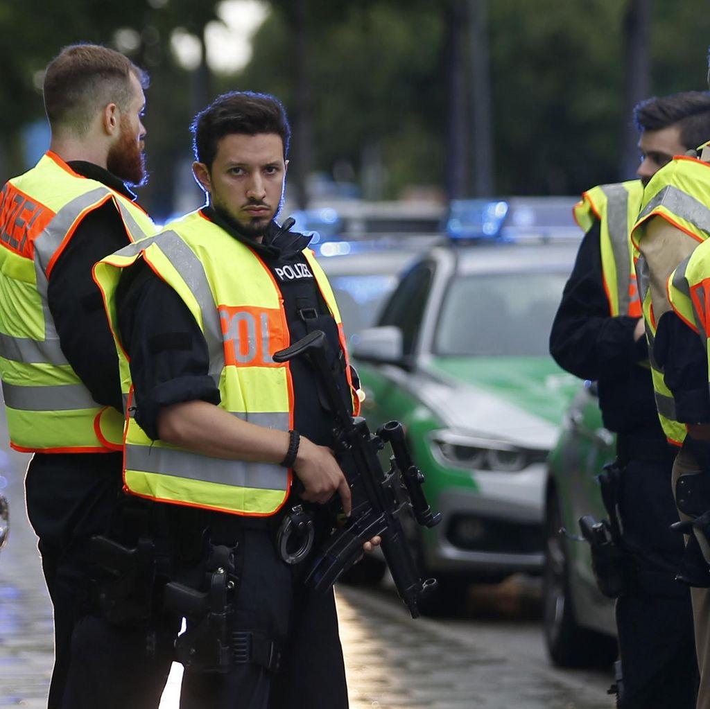Penembakan di Munich, Polisi Jerman Imbau Warga Jauhi Ruang Publik