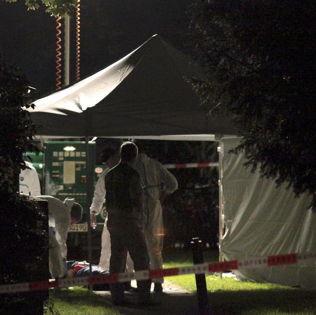 Dipastikan Beraksi Sendirian, Pelaku Penembakan di Munich Tewas Bunuh Diri