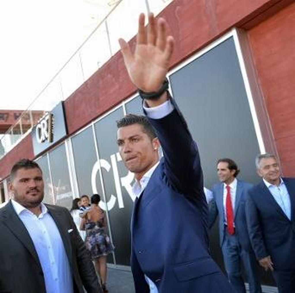 Ronaldo: Saya Absen di Piala Super Eropa