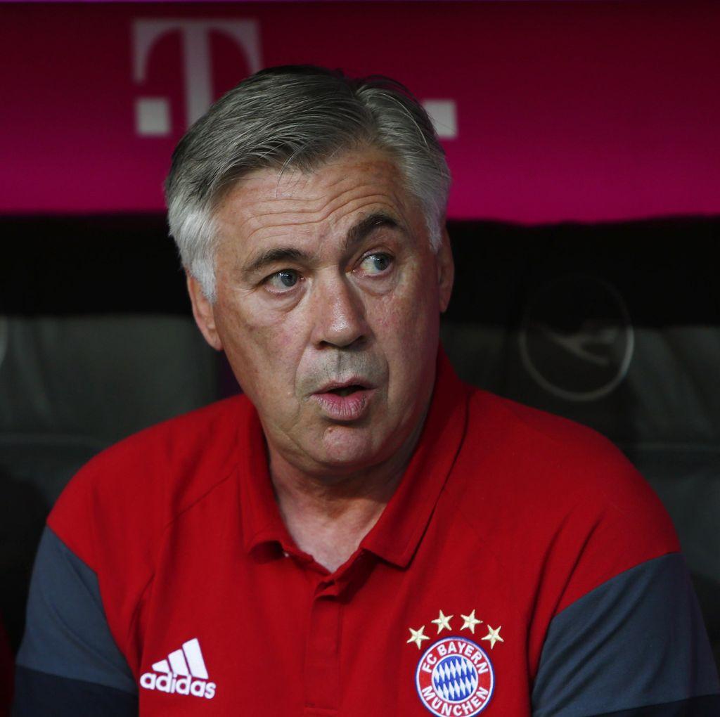 Ancelotti Tegaskan Bayern Tak Akan Belanja Lagi