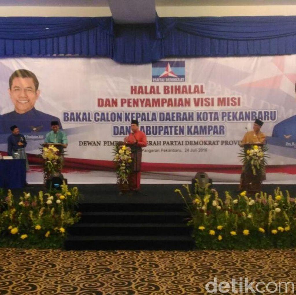 DPD Demokrat Riau Gelar Konvensi untuk Jaring Bakal Calon Walkot Pekanbaru