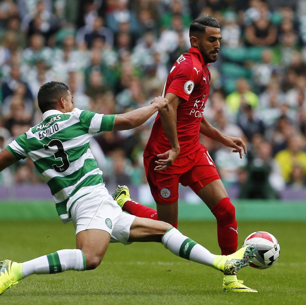 Leicester Kalahkan Celtic lewat Adu Penalti
