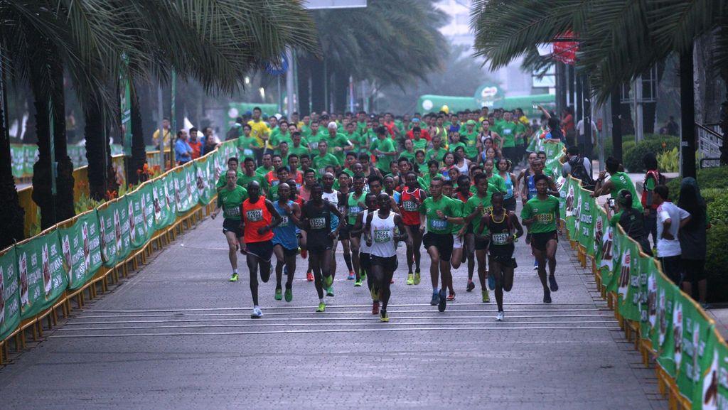 Ini Usulan Disorda untuk Jaga Gengsi MILO Jakarta International 10K