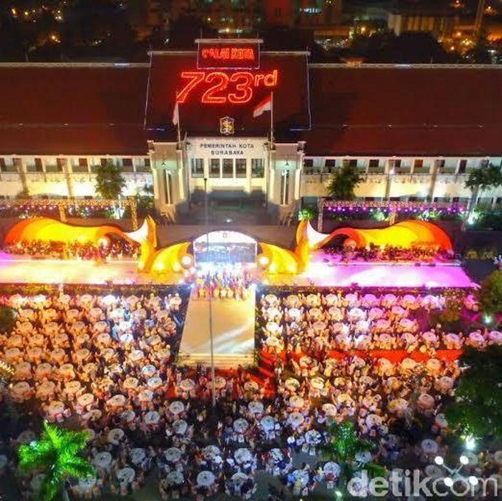 Prepcom3 Baru Selesai, DPRD Sudah Pertanyakan Rincian Anggaran ke Pemkot Surabaya