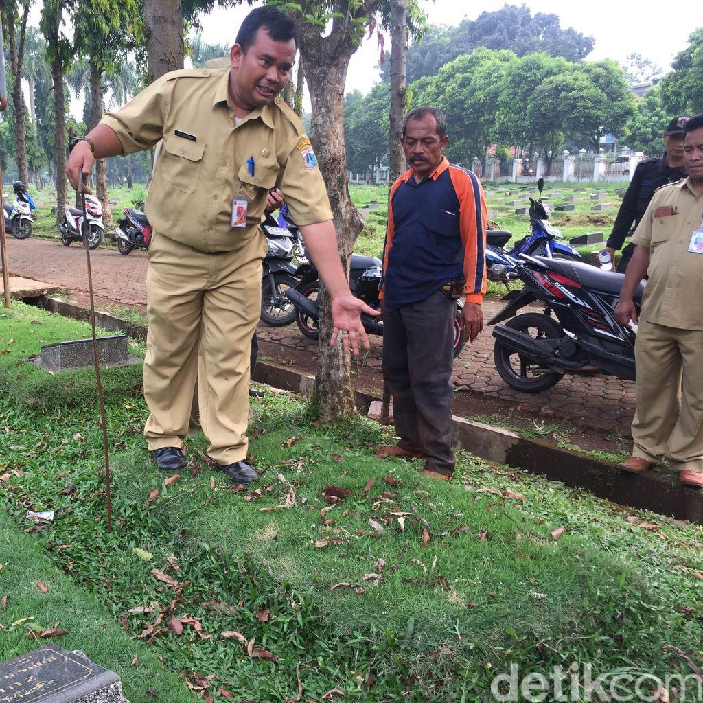 Cerita Petugas TPU Pondok Ranggon Tentang Modus Jual Beli Makam