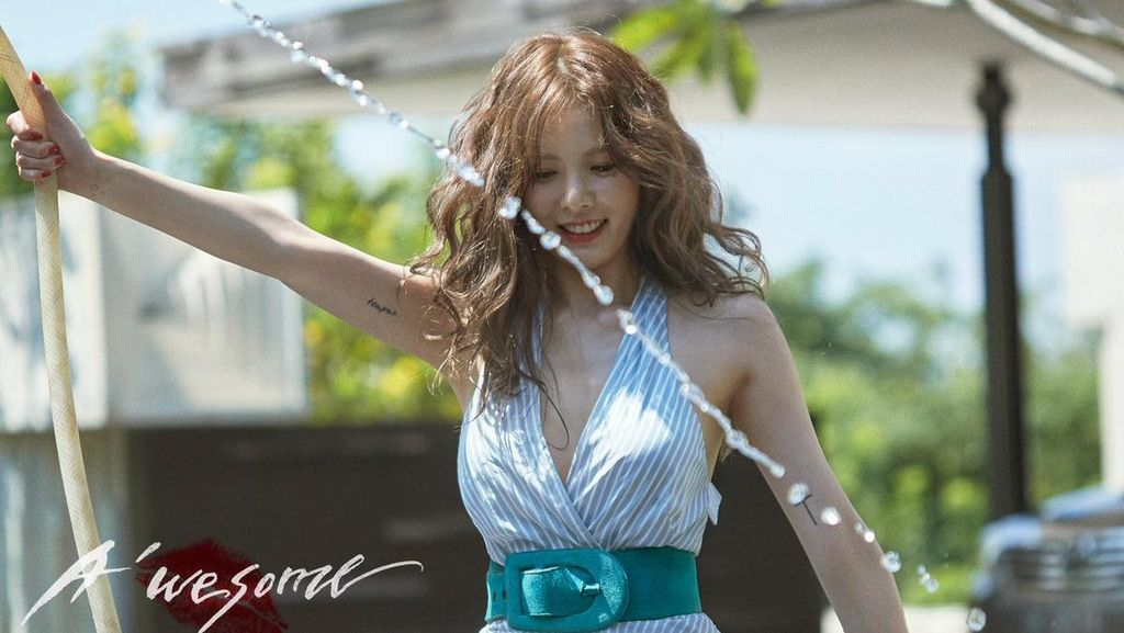 HyunA Merasa Kalah Seksi dari 3 Idola KPop Ini