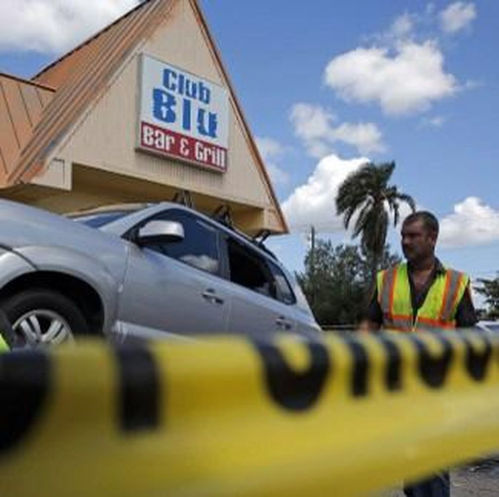 Ini Nama 2 Remaja yang Tewas dalam Penembakan di Luar Kelab Malam Florida
