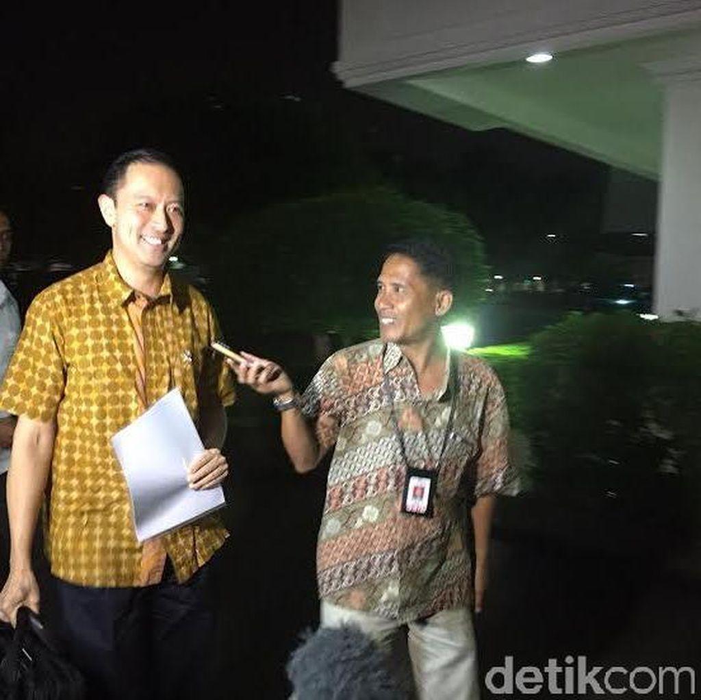 Selain Yuddy, Mendag Thomas Lembong Juga Dipanggil Jokowi-JK ke Istana