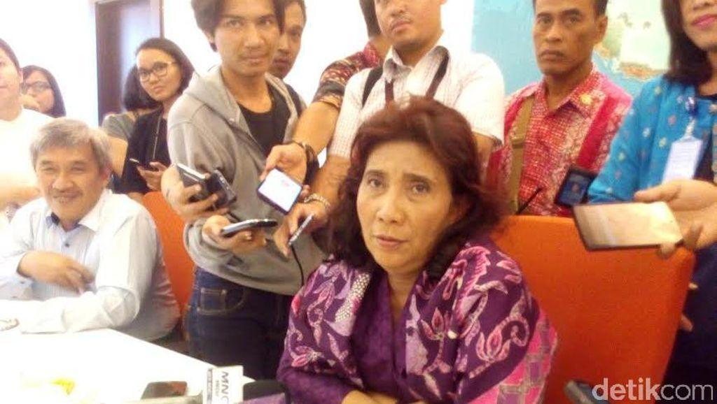 Kembangkan Natuna, Menteri Susi: Jangan Sampai Seperti Laut Kita Tak Bertuan