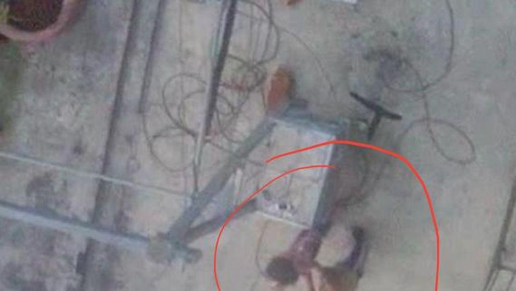 Polisi Selidiki Identitas di Video Sejoli Mesum di Jatinangor