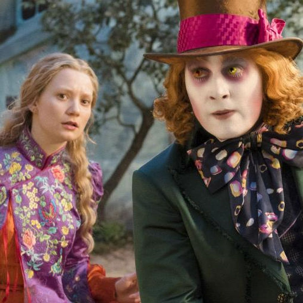 Alice Through The Looking Glass Tayang 5 Agustus!