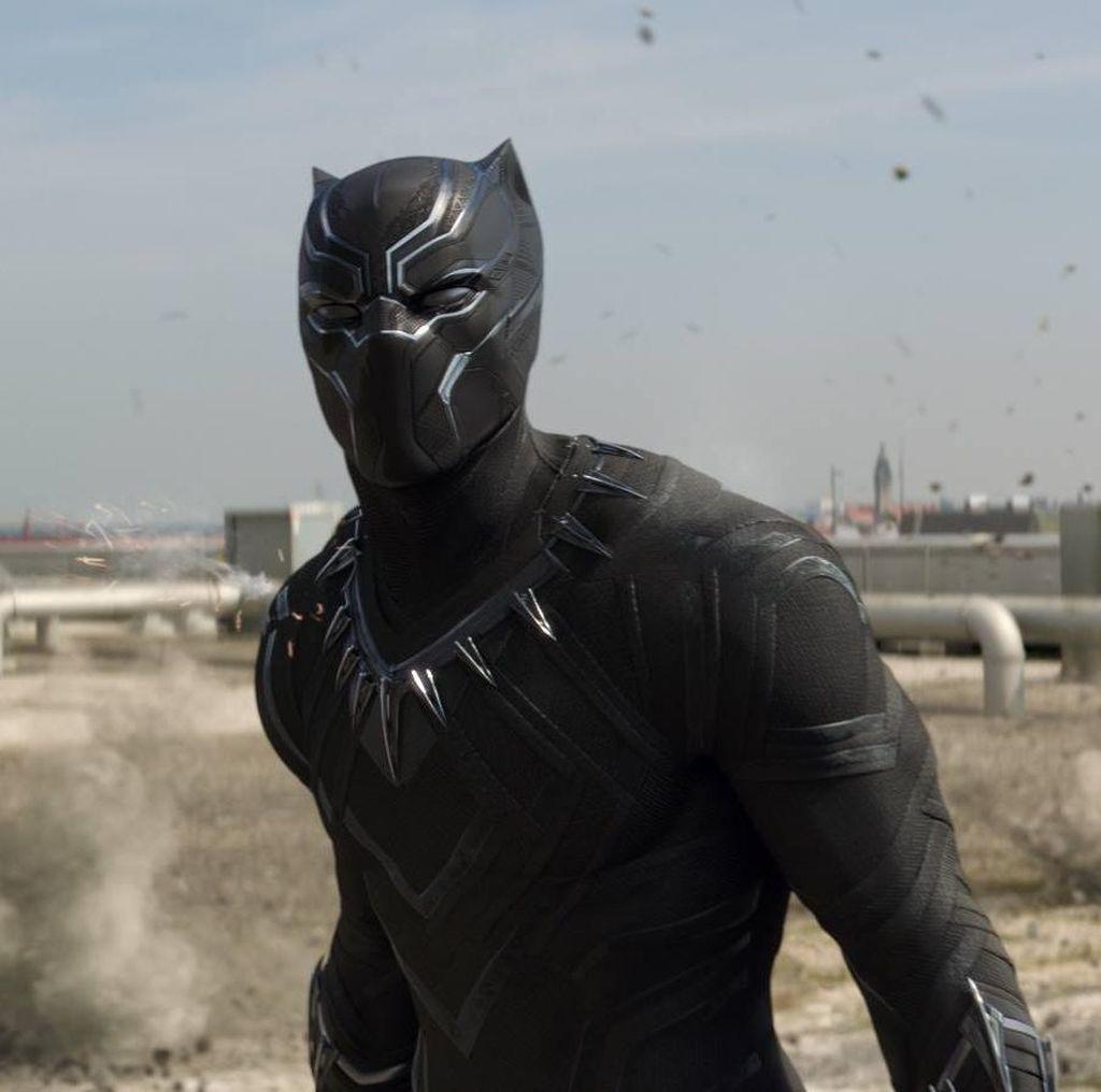 Lupita Nyongo Ungkap Sedikit Bocoran Cerita Black Panther