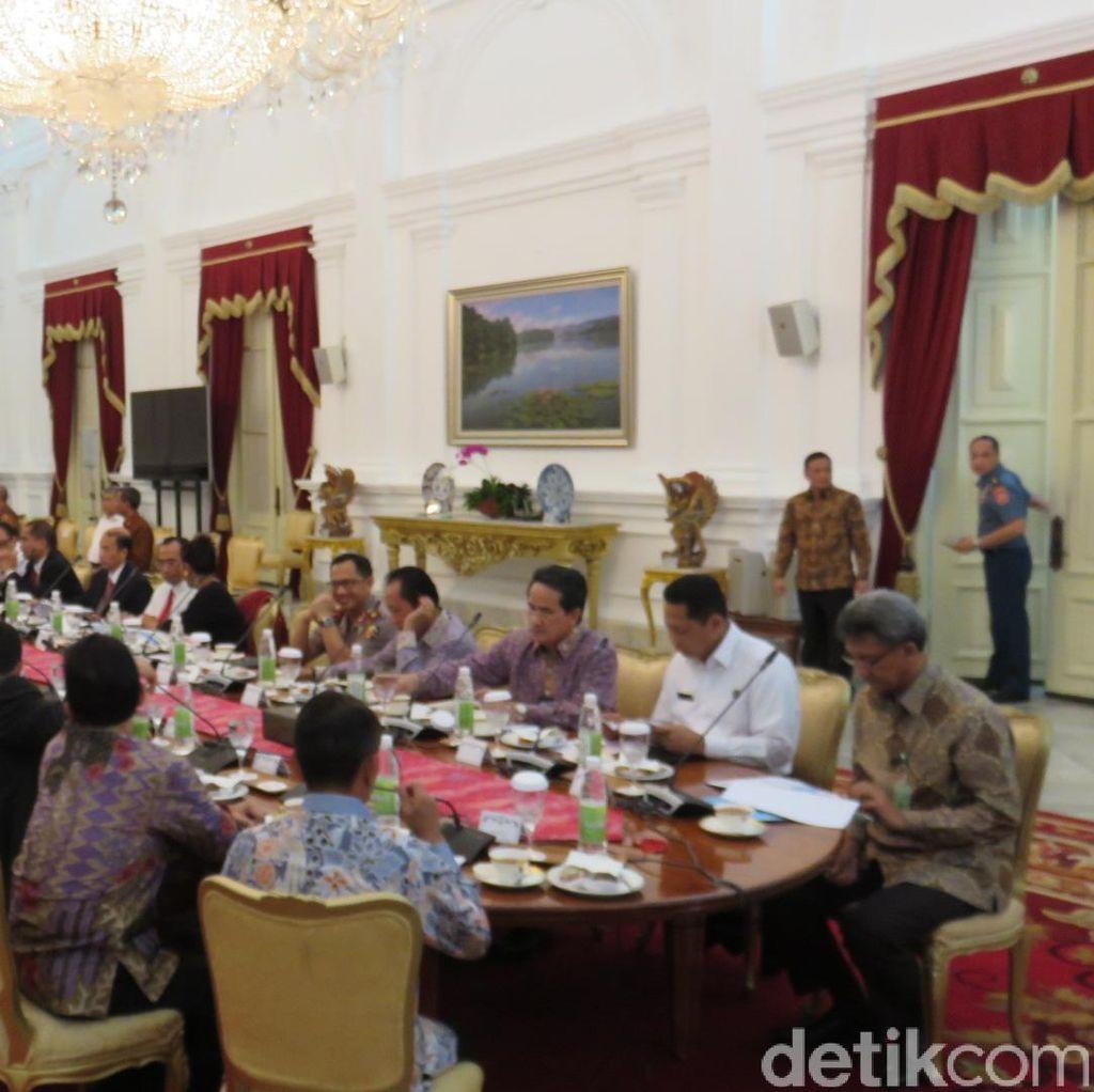 Meski Bernuansa Politis, Semoga Reshuffle Kabinet Tetap Demi Negara