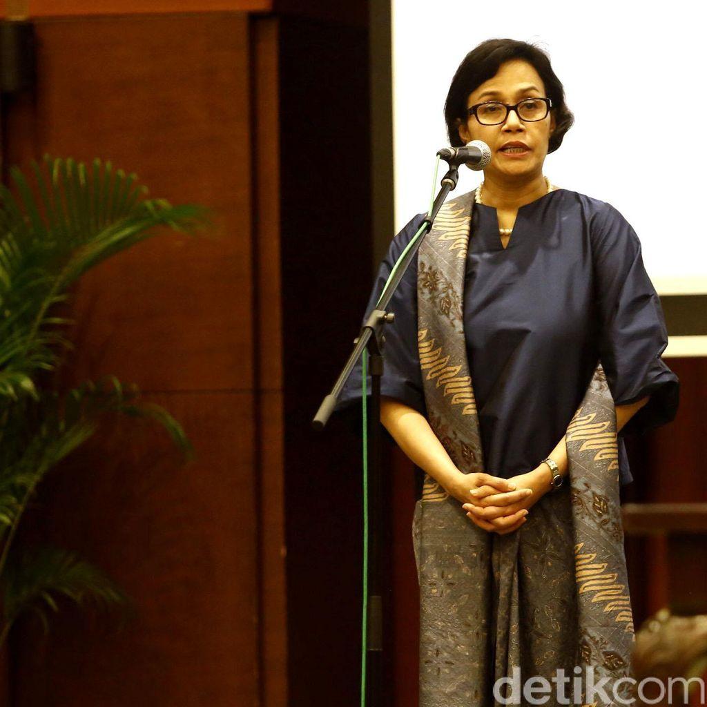 Nusron Wahid: Penunjukan Sri Mulyani Jadi Menkeu Bawa Angin Segar