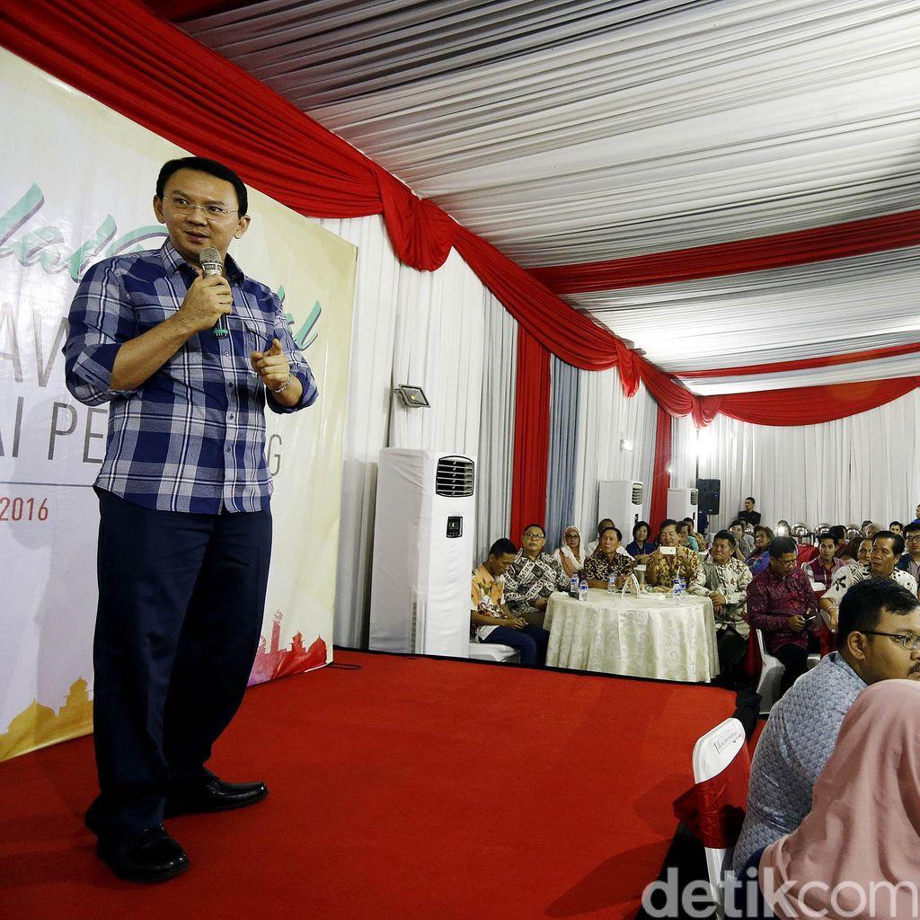 Ahok: Banyak Senior PDIP yang Dukung Saya di Pilgub DKI 2017