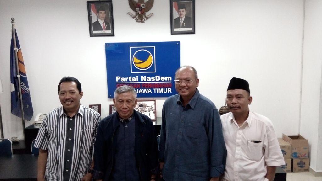 Bupati Malang Pimpin NasDem Jawa Timur