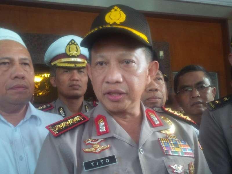 Kapolri Tito: Tanjungbalai Sudah Kondusif, Silakan Beraktivitas Normal