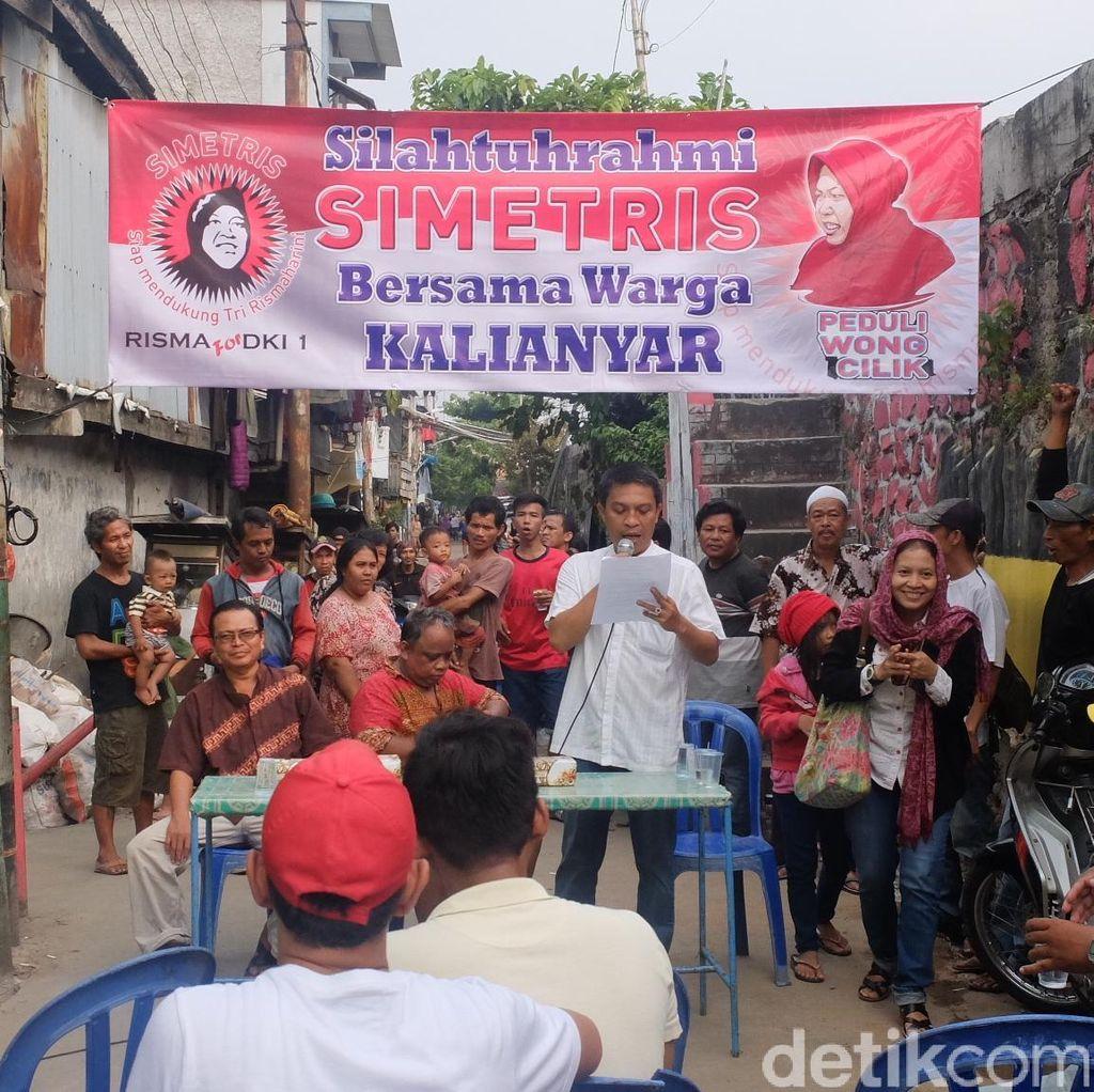 Pilgub DKI, Muncul Dukungan untuk Risma dari Kalianyar Tambora