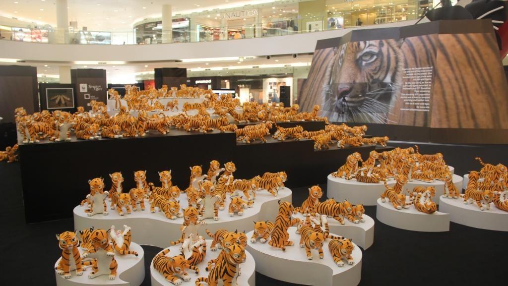 Harimau Tinggal 371 Ekor di Sumatera, WWF: Jaga Habitatnya!