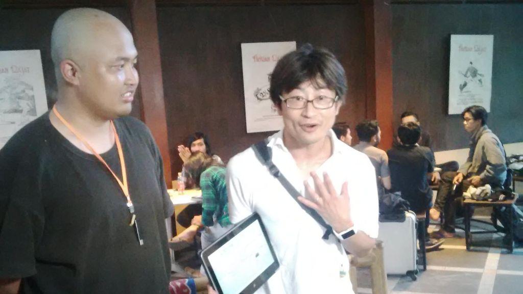 Misi Menjernihkan Air Kotor di Bandung dengan Mikroba