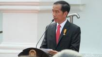 Bertemu PM Sri Lanka, Jokowi Promosikan Kereta Made in Madiun