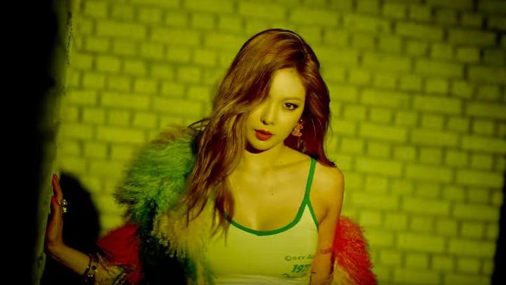 Rilis MV Hows This Hari Ini, Hyuna Tampil Seksi