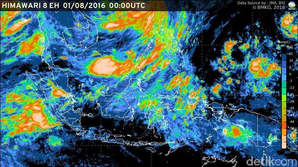 Gempa 3,5 SR Terjadi di Medan, Guncangan Terasa Kuat di Deli Serdang