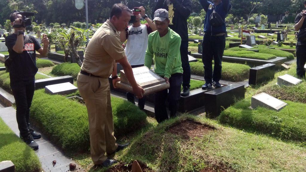Ini Motif Orang Beli Makam Fiktif di TPU Tanah Kusir