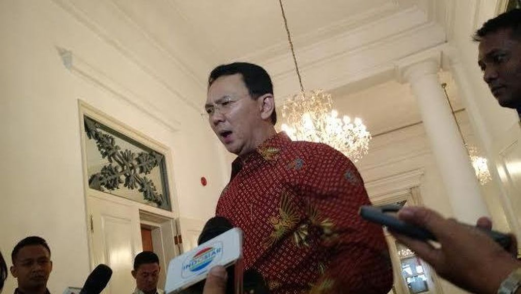 Ditegur Jokowi Soal APBD, Ahok: Presiden Kan Cuma Bercanda Kasih Contoh