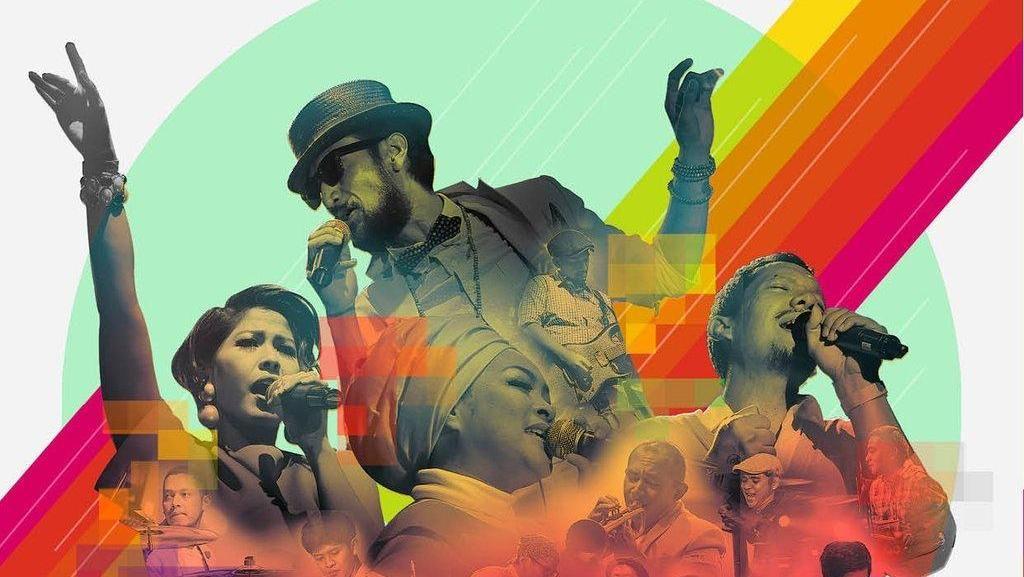 DEssentials of Groove Janjikan Konser Seru, Tak Goyang Uang Kembali