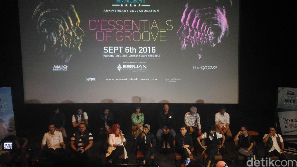 DEssentials of Groove Luncurkan Single Coba Katakan Dengan Cinta