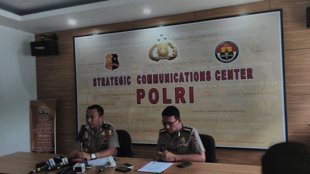 3 Kurir Kelompok Santoso Ditangkap Saat Hendak Terbang ke Kalimantan