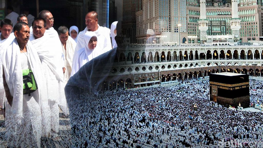 Kabar Duka dari Saudi, Jemaah Wafat Kini Total 313 Orang