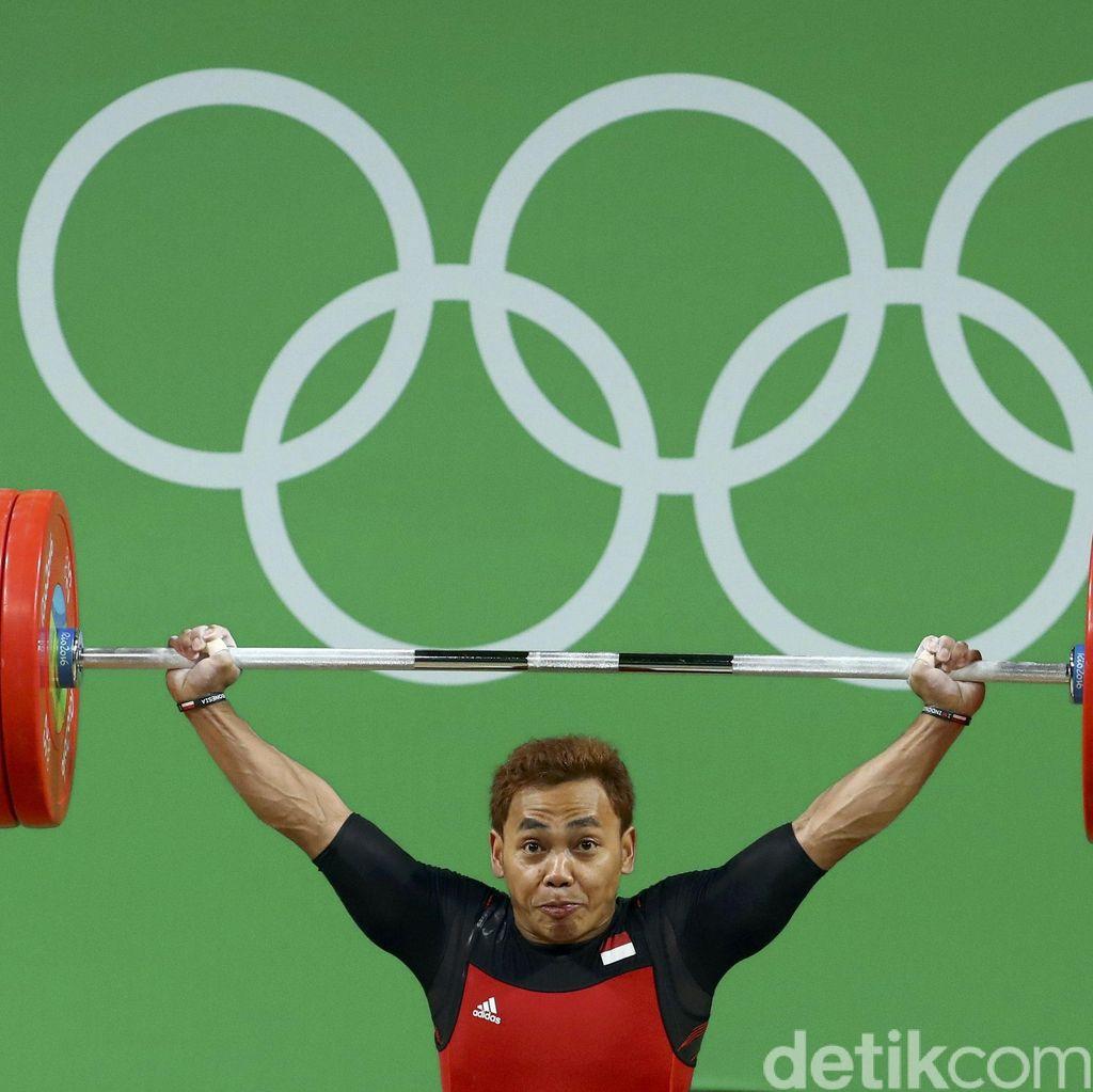 Lifter Kena Doping, Federasi Juga Akan Disanksi